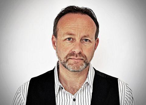 Portrait of actor Ian Houghton
