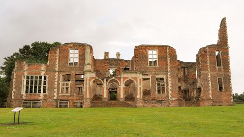 Photo on Houghton House in Bedfordshire