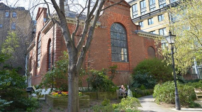 The Gresham Centre, Central London